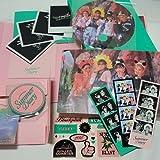 2021 Summer Diary (NTSC/Region 0) (152pg Diary Photobook w/ 32pg MiniBook, MousePad, 3pc 4Cut Photo, Photocard, Toploader, 4pc Polaroid Set, Graphic Sticker + Coaster) [USA] [DVD]