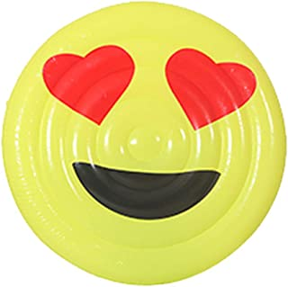 LPER Enorme Risa LáGrimas LOL Emoji Pool Float, Divertidos Juguetes AcuáTicos para Adultos Y NiñOs