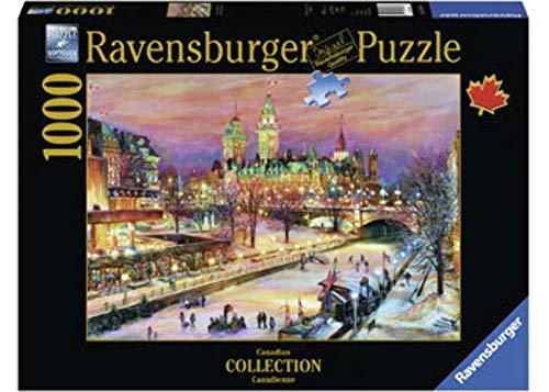 Ravensburger-00.015.170 Harry Potter vs Voldemort, Multicolor, 1000 piezas (15170)