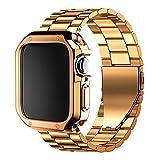 CMXXFA Correa de silicona para reloj Apple SE/7/6/5/4/3/2, correa...