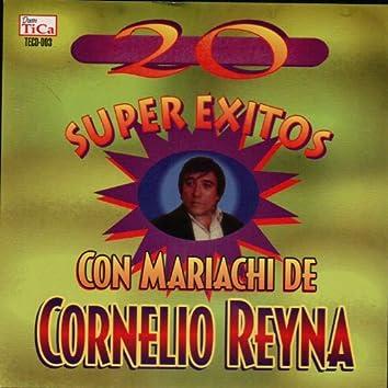 20 Super Exitos Con Mariachi