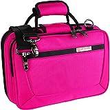 Protec Bb Clarinet Slimline PRO PAC Case, Hot Pink