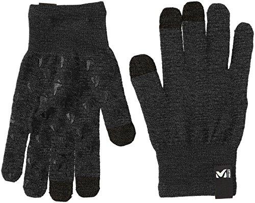 [ミレー] 手袋 WOOL INNER GLOVE(ウール インナー グローブ) メンズ DEEP HEATHER EU M (日本サイズL相当)