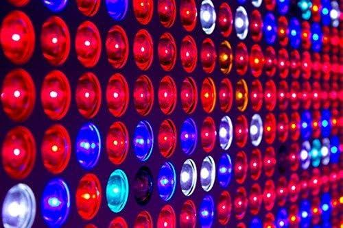 Kind LED light spectrum