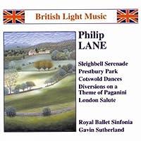 Philip Lane-Orchestral Music by Gavin Sutherland (2002-01-07)