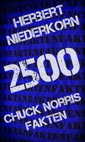 Chuck Norris - 2500 Fakten