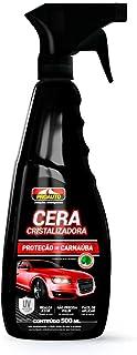 Cera Cristalizadora com Carnaúba PROAUTO 500 ml