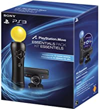 PS3 Move Essentials Pack w/ Motion Controller & E