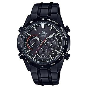 [カシオ] 腕時計 エディフィス 電波ソーラー EQW-T650DC-1AJF メンズ ブラック