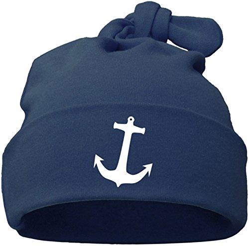 EZYshirt® Anker Baby Mütze