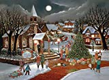 Bits and Pieces - 1000 Piece Jigsaw Puzzle for Adults 20' x 27' - Spirit of Christmas - 1000 pc Jigsaw by Artist MHS Licensing