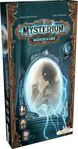Mysterium MYST03 - Secrets and Lies - Juego de expansión