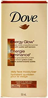 Best dove energy glow daily face moisturizer Reviews