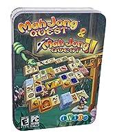 MahJong Quest 1 & 2 Collectors Tin (PC) (輸入版)