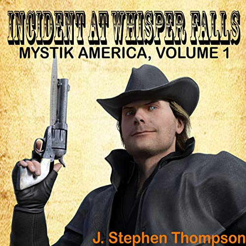 Incident at Whisper Falls cover art