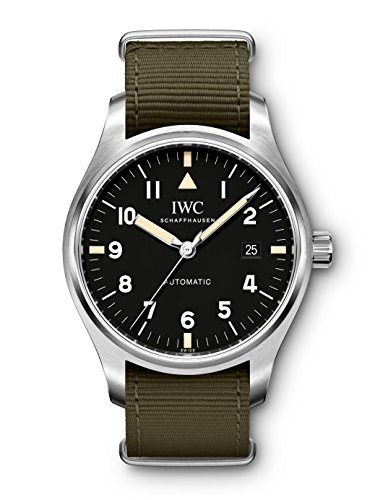 Iwc Schaffhausen orologio da pilota Mark XVIII Edition omaggio a marchio XI Model #: IW327007