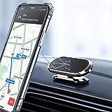 Timpou Supporto Magnetico per Telefono per Auto, Supporto Universale per cruscotto,Magnete Super Potente Regolabile a 360 ° per iPhone Samsung e Altro