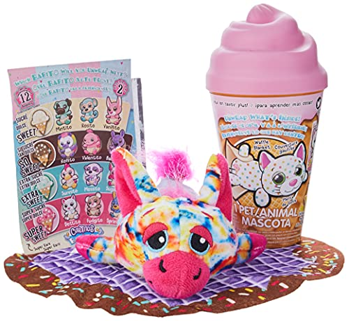 Cutetitos Babitos 39152, Surprise Stuffed Animals, Cute Plush Surprise Toys...