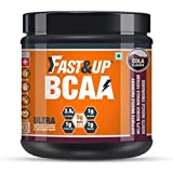 Fast&Up Ultra Instantised BCAA - 5000mg BCAA - Amino Acid - Workout Supplement