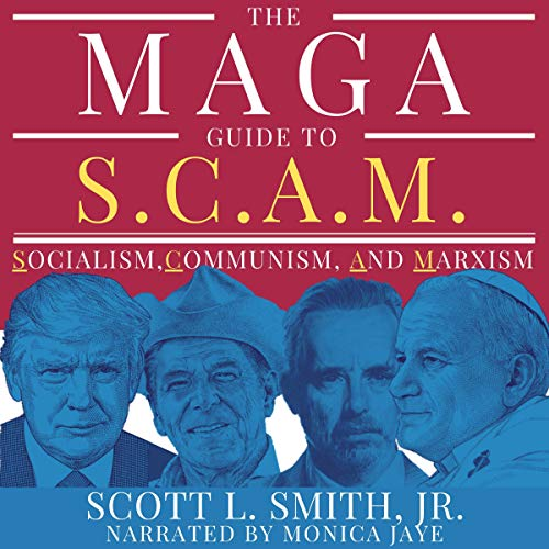 The MAGA Guide to S.C.A.M.  By  cover art