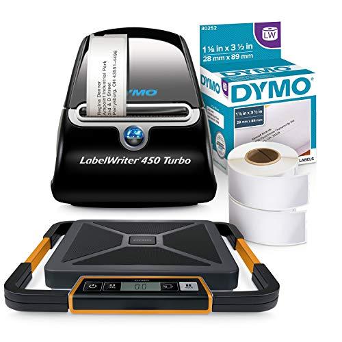 DYMO LabelWriter 450 Turbo Thermal Label...