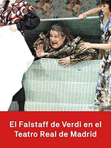 Falstaff de Verdi en el Teatro Real de Madrid