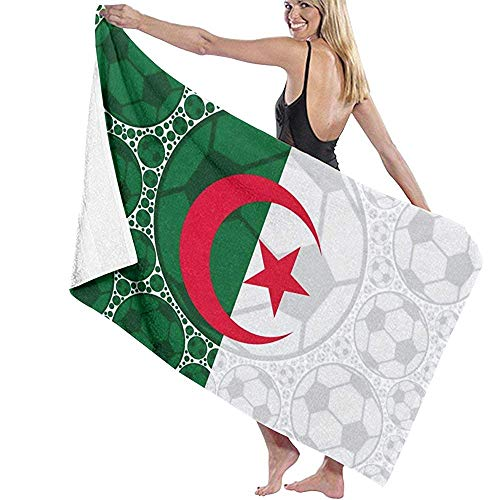 Argelia Balones fútbol Unisex Toalla baño Altamente