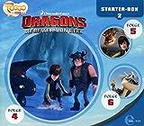 Dragons - Die Reiter von Berk -Starter-Box 2 (Hörspiel Folge 4-6)