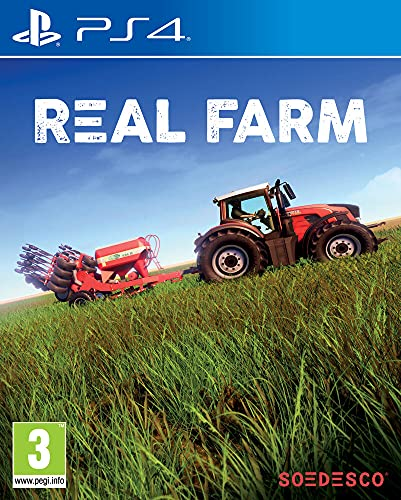 Real Farm PS4 [