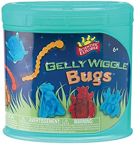 Scientific Explorer Gelly Wiggle Bugs by Scientific Explorer