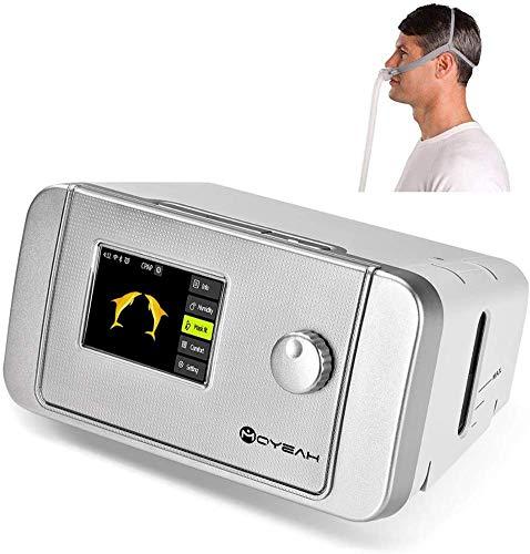 Máquina Anti Ronquidos, Dispositivo Cpap, Dispositivo De Apnea del Sueño, Dispositivo Portátil Antirronquidos Cpap para La Apnea del Sueño, Dispositivo Antirronquidos Multifunción