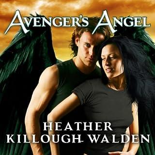 Avenger's Angel audiobook cover art