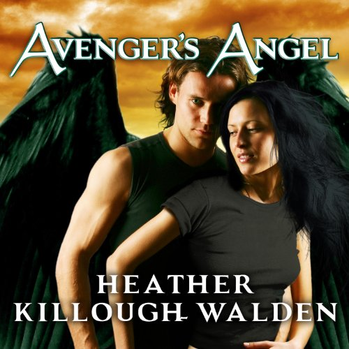 Avenger's Angel audiobook cover art