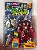 McFarlane Toys Spawn series 1 Medieval Spawn Action Figure w/ comic