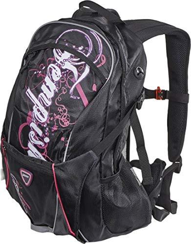 Rugzak voor schaatsen en inliner zwart of roze 27 sporttas, tas