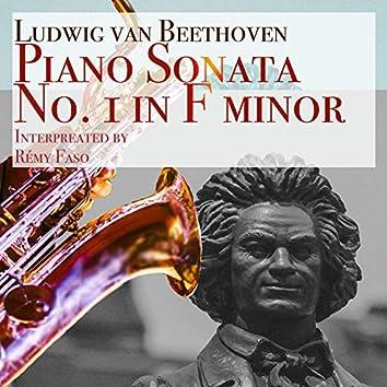 Piano Sonata No. 1 in F Minor