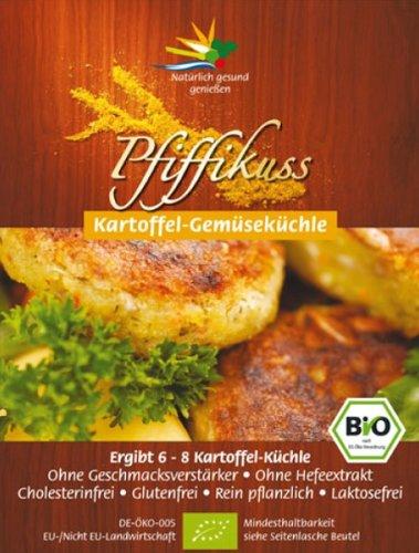 Pfiffikuss Bio Bratlinge Kartoffel 110g