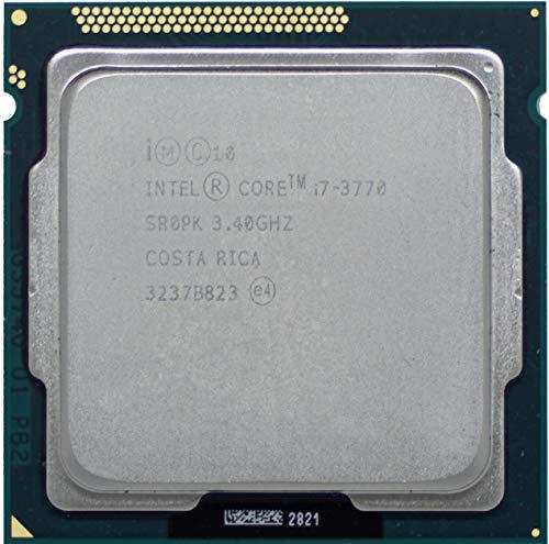 Prozessor CPU Intel Core i7–37703.4GHz 8MB 5GT/s fclga1155sr0pk