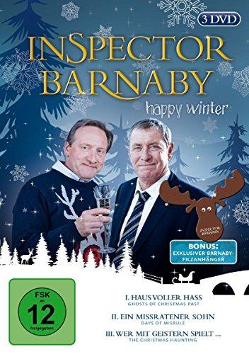 Inspector Barnaby - Happy Winter [3 DVDs]