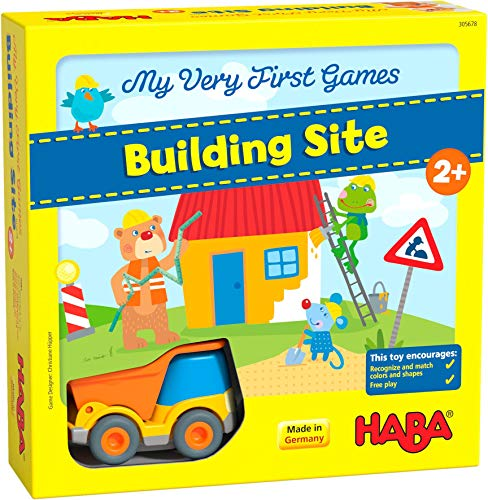 HABA My Very First Games Construction Site Cooperative Game