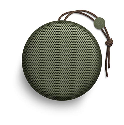 Bang & Olufsen Beoplay A1 Portable Bluetooth Speaker with Microphone - Moss Green - 1297862