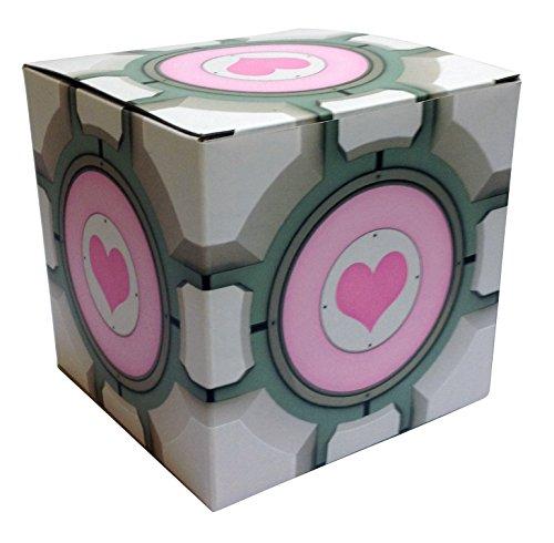 Portal 2 Companion Cube 6