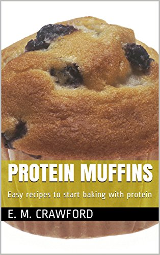 Protein Muffins: Easy recipes to start baking with protein (English Edition)