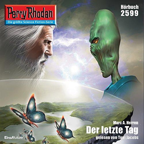 Der letzte Tag (Perry Rhodan 2599) Titelbild