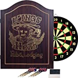Dart Board And Cabinets