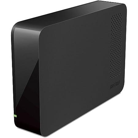 BUFFALO USB3.0用 PC/家電対応 外付けHDD 2TB ブラック HD-LC2.0U3-BKE