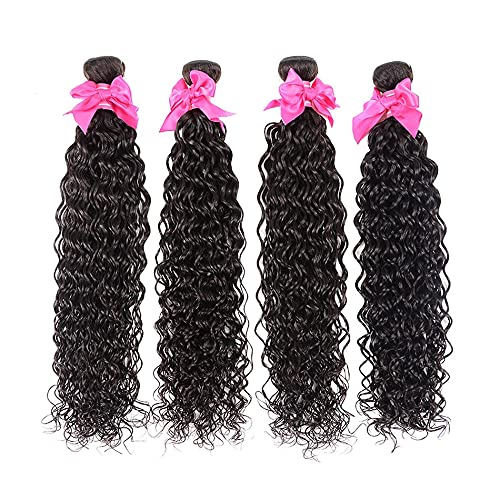 Brazilian Water wave Gifts Human Hair Bundles Unprocessed 100% Sale price Virgi 4
