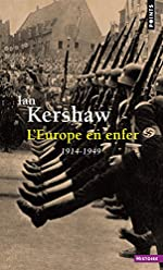 L'europe en enfer - 1914-1949 d'Ian Kershaw