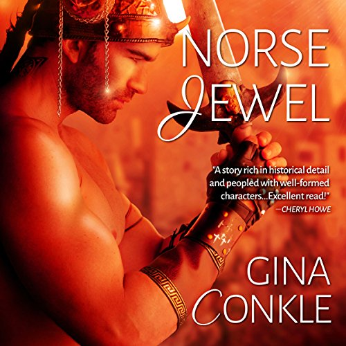 Norse Jewel audiobook cover art
