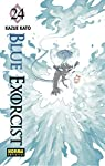 Blue Exorcists 24 par Kato